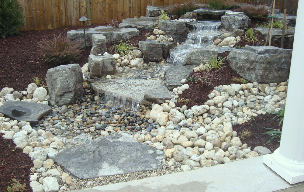Pondless Waterfalls